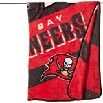 "NFL Deep Slant Micro Raschel Throw, 46"" x 60"""