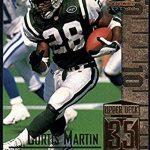 A NFL Legend: Curtis Martin