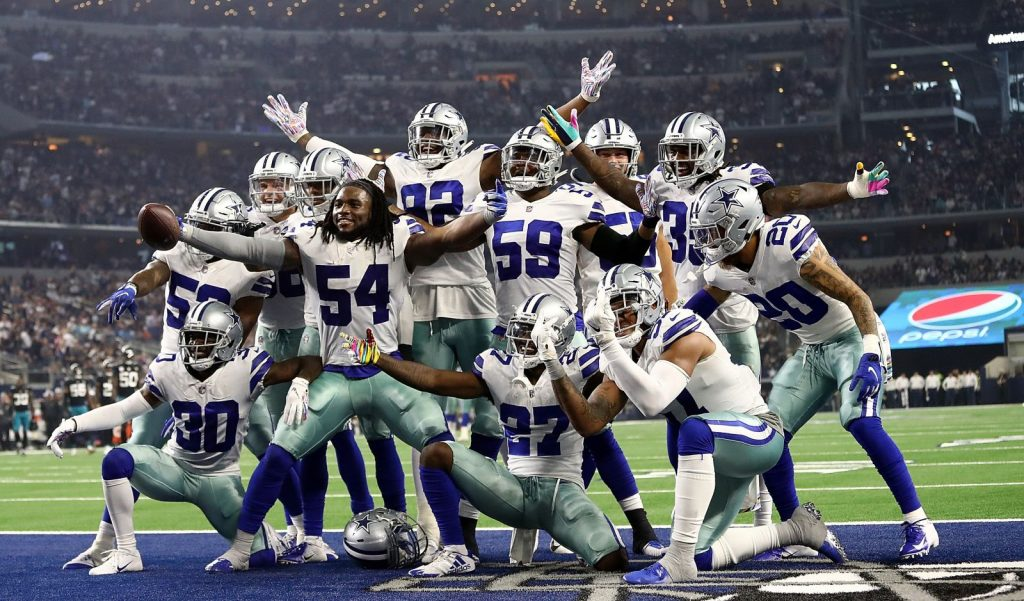 Wisdom of the Crowds picks Dallas Cowboys to win...