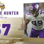 #57: Danielle Hunter (DE, Vikings) | Top 100...