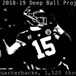 2018-19 Deep Ball Project | Football Out...