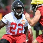 Keanu Neal updates ACL recovery