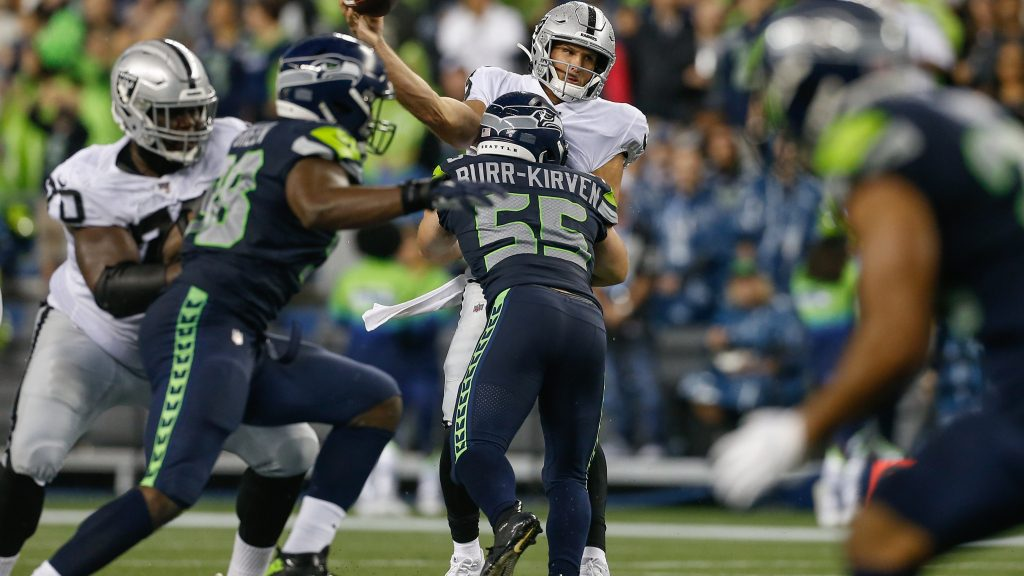 Seahawks player of the game: Linebacker Ben...