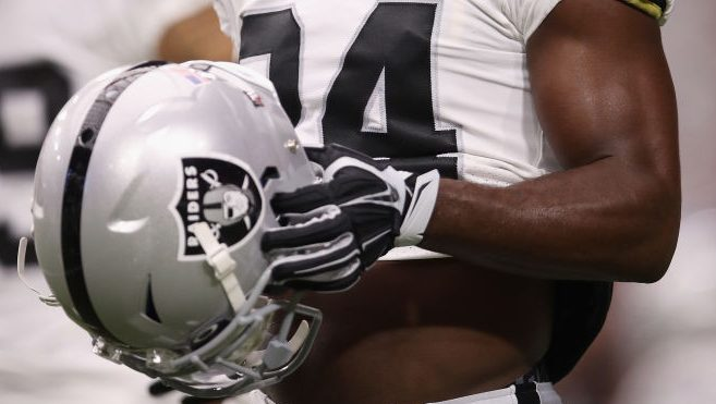 The Antonio Brown helmet situation goes from weird...
