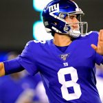 New York Giants' Daniel Jones impresses again