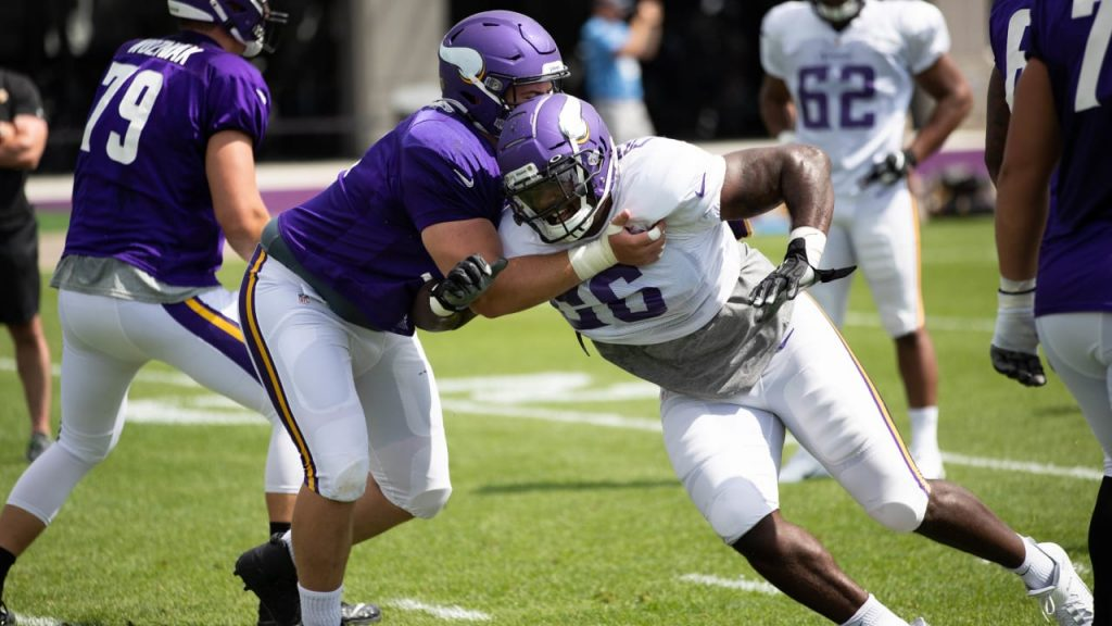 Vikings Defense Stingy in 3rd-Down Session