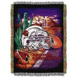 Northwest NFL Acrylic Tapestry Throw Blanket