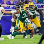 Packers release RB Darrin Hall