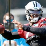 Cam Newton's arm strength 'night and day' from...