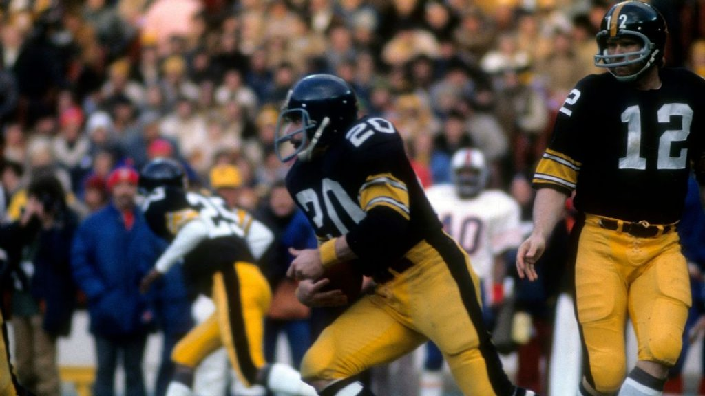 Steelers' Rocky Bleier continues to live his...