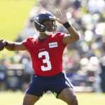 Russell Wilson excited about consistency...