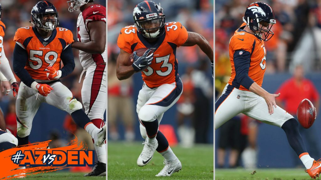 Broncos 20, Cardinals 7: Observations