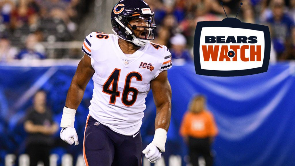 Where to watch, listen to the Bears-Colts game