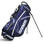 Team Golf NFL Fairway Golf Stand Bag, Lightweight,...