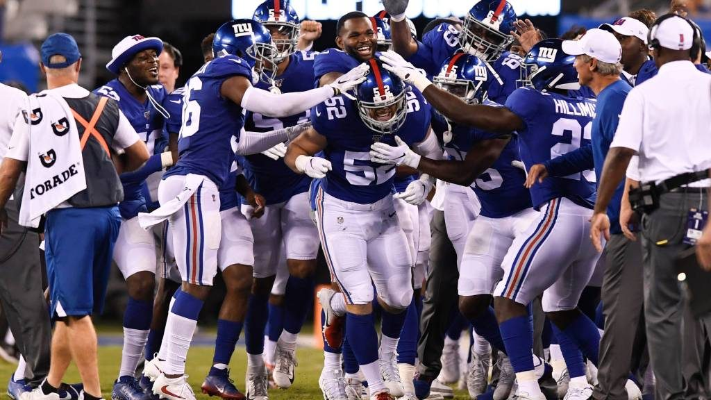 25 New York Giants on the 53-man roster bubble