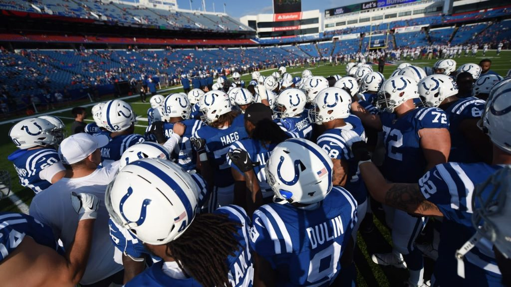 Colts' Starters Expected To Play 'About A Quarter'...
