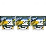 Ziploc Brand NFL Green Bay Packers Twist 'n Loc...