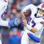 Patriots' Jerod Mayo compares Bills QB Josh Allen...