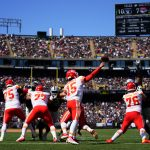 Chiefs rise in standings, Chargers fall