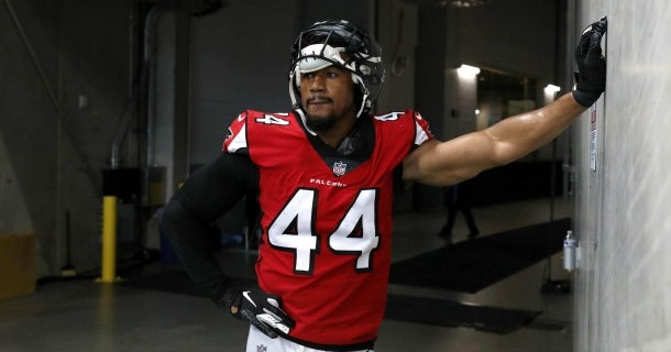 The top Atlanta Falcons free agent players in 2020