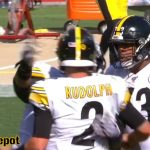 JuJu Smith-Schuster: Mason Rudolph 'Handled...