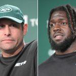 Adam Gase mum about Jets' surprising cut of Jachai...