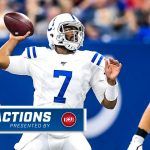 Colts Sign Quarterback Jacoby Brissett To Contract...