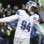 Defensive end Ezekiel Ansah is ready to play...