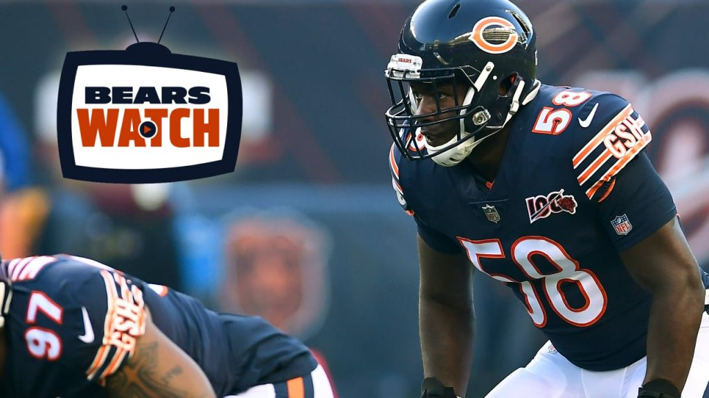 Where to watch, listen to Bears-Packers game