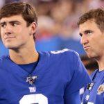 Giants bench Eli, elevate Jones to starting QB