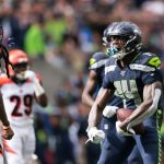 Trust between Russell Wilson and DK Metcalf could...