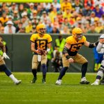 Packers' offensive line providing foundation for...