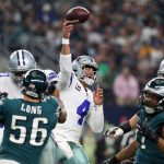 Dallas Cowboys face heated rival Philadelphia...