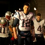 The Patriots are entering the gauntlet of their...