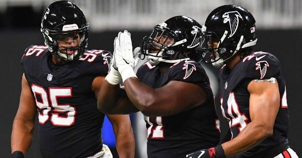 Dan Quinn wants Falcons' defense to get big and...