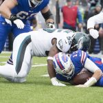 Video: Eagles Improve to .500; Beat Up the Bills...