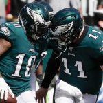 Eagles WR DeSean Jackson Still Sidelined with...