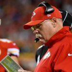 Chiefs Head Coach Andy Reid & Mike Zimmer Go 'Way...