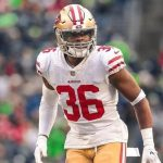 49ers Promote S Marcell Harris, Release DB Antone...