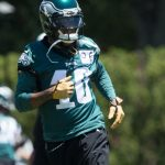 DeSean Jackson not expected to practice as Eagles...