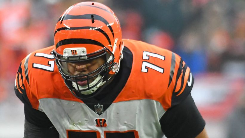 Bengals left Cordy Glenn back in Cincinnati –...