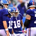 Stock up, down after New York Giants' 27-21 loss...