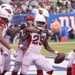 Cardinals Turn New York Into Chase Edmonds Field...