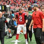 Falcons Matt Ryan and Matt Schaub