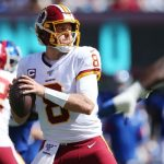 Redskins to start QB Case Keenum vs. Dolphins