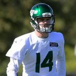 Sam Darnold takes step toward putting 'ghosts'...