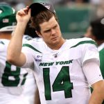 Sam Darnold showed the potential is all there for...