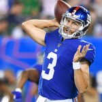 New York Giants re-sign Alex Tanney, waive Austin...