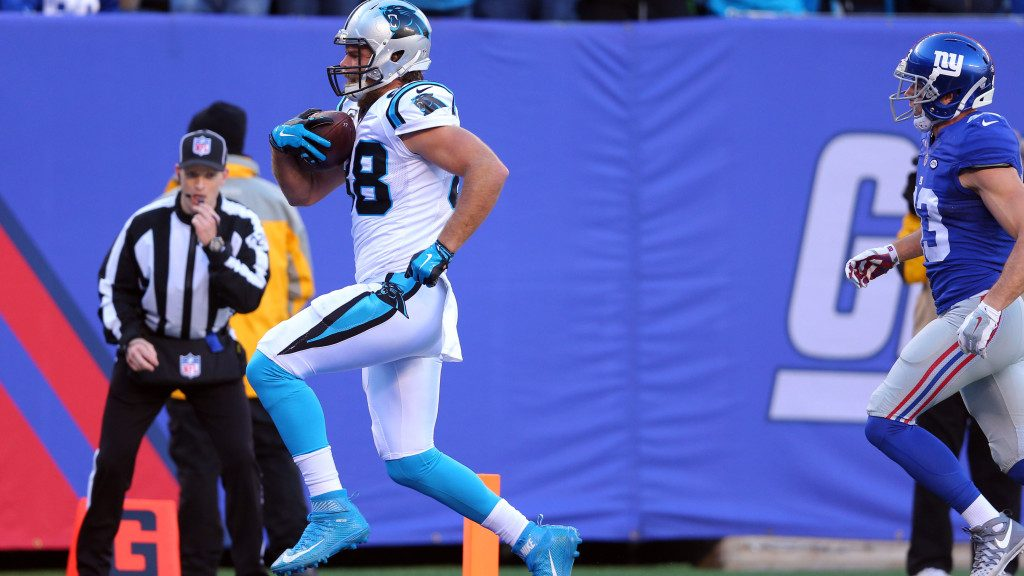 Greg Olsen will serve as booth analyst during...