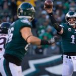 Eagles open up as 4.5-point favorites vs. the...